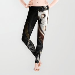 Airplane motor Leggings