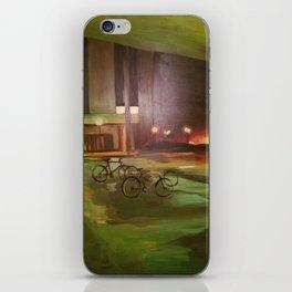 ghost bikes iPhone Skin