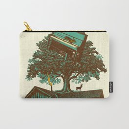 TREE CABIN Carry-All Pouch