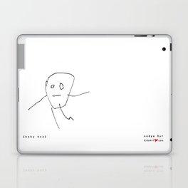 [baby boy] - nadya 3 yr Laptop & iPad Skin