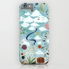 Let's Take the Train iPhone 6 Slim Case