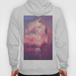 Moontime Glitches Hoody