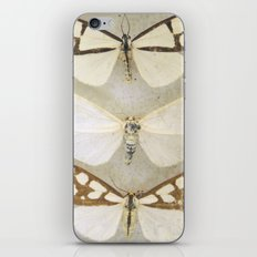 Moth Wings iPhone & iPod Skin