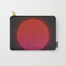 Looks like the sun Carry-All Pouch