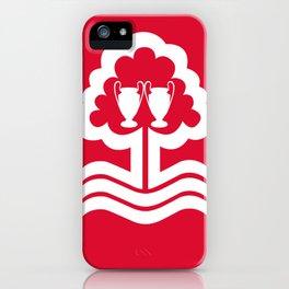 Nottingham Forest FC iPhone Case