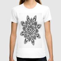 zentangle T-shirts featuring Zentangle by Cady Bogart