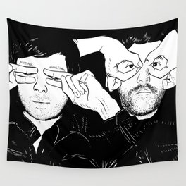 Justice Wall Tapestry