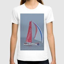 #42 Transat Québec Saint-Malo 2012  T-shirt