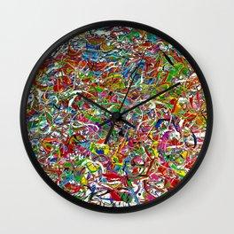 Subconscious Wall Clock