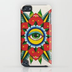 Eye Mandala Slim Case iPod touch