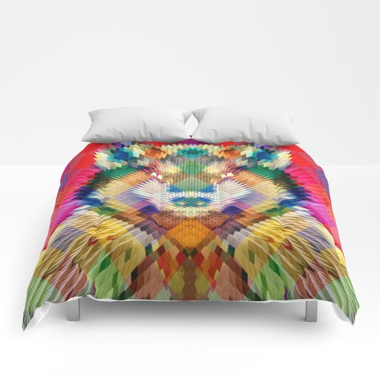 Corporate Wolf Comforters