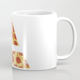 A Million Little Pizzas Coffee Mug