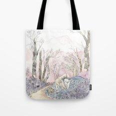 3/3 Magic Feral Woods Tote Bag