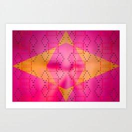 Colorandblack serie 201 Art Print