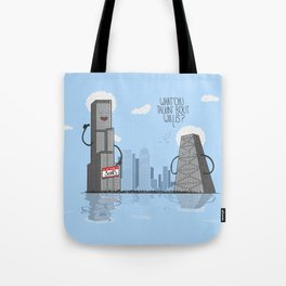 Whatchu' talkin bout willis Tote Bag