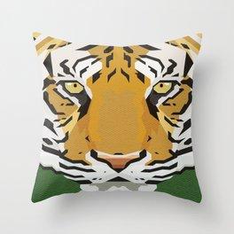 TIGER TIGRE Throw Pillow