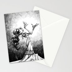 Wide-eyed Shinma Stationery Cards