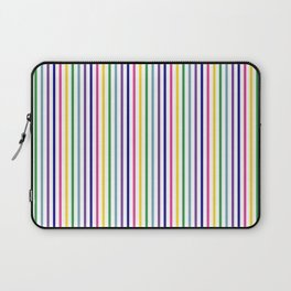 Colorful Veritcal Stripe Laptop Sleeve