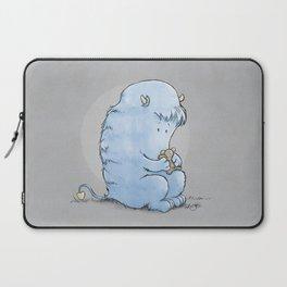 Monster and Teddy bear Laptop Sleeve