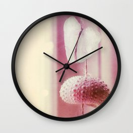 Cherished Memories Wall Clock