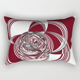 Ring Around The Rosie Rectangular Pillow