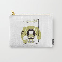 O is for Ogre Carry-All Pouch