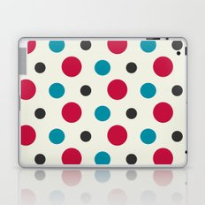 Like a Leaf [spots] Laptop & iPad Skin