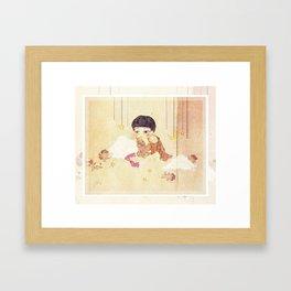 DreamBoy Framed Art Print