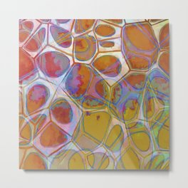 Modern Abstract Painting 14 Metal Print