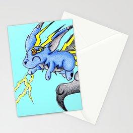 Bolt Carbuncle Stationery Cards