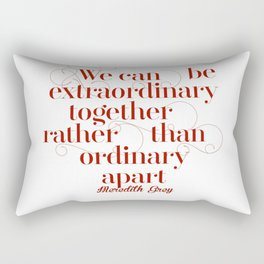 Extraordinary Rectangular Pillow