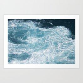 Bahamas Cruise Series 115 Art Print