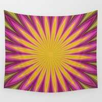 blossom Wall Tapestries featuring Blossom by David Zydd