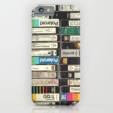 VHS Stack iPhone 6s Slim Case
