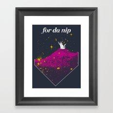 Da Nip Framed Art Print