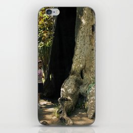 Fairy in a Tree! iPhone Skin