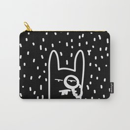 BourgeoisBunny Carry-All Pouch