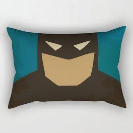I am Bat-man Rectangular Pillow