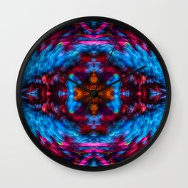 Other Dimensions of Light Wall Clock