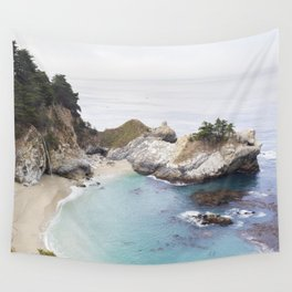 McWay Falls in Big Sur Wall Tapestry