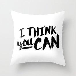 You Can Throw Pillow