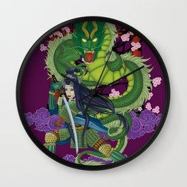 Yimei guardian of dreams Wall Clock
