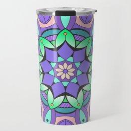 Mandala Awakening 2 Travel Mug