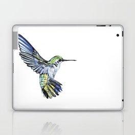 Flying hummingbird Laptop & iPad Skin