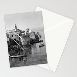 View of Tiberias Stationery Cards