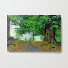 take a deep breath! Metal Print
