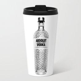 Absolut vodka 1 Travel Mug