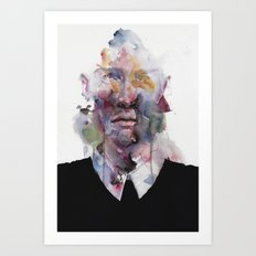 mr. afterthought Art Print