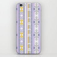 southwest iPhone & iPod Skins featuring Southwest by Kara Peters