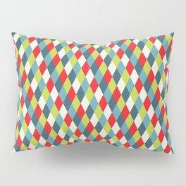 vintage  rhomb  Pillow Sham